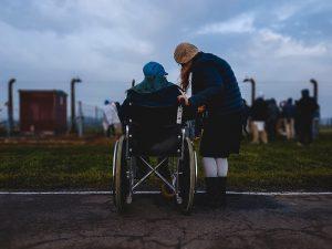 Beratung bei Kind mit Handicap