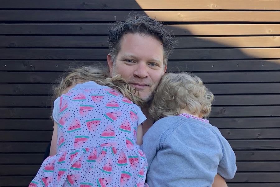 Rüdiger: Wie lebt Ihr Euer Familienmodell?