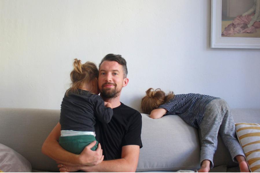 Fabian: Wie vereinbart ihr Kinder und Beruf?